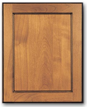 Maple Square Cabinet Door Front